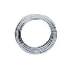 Trailer Brake Cable - Stainless Steel (10m)