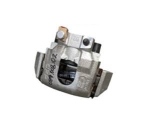 Dexter Hydraulic Brake Caliper - Galvanised - Left (1 Only)