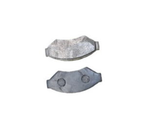 Hydraulic Spare Pads - Suit Hbcg (1 Caliper Only)