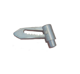Anti Rattle Catch - Alligator Clip - Weld On
