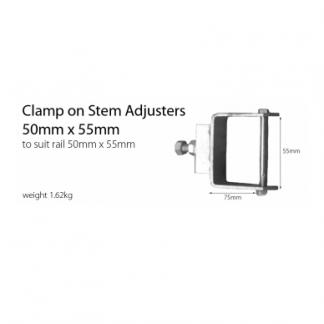 Stem Adjusters - Clamp On Bolt - 50mm x 55mm