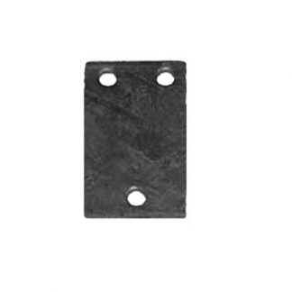 Trailer Coupling Plate (3 Hole)