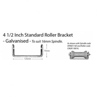"Boat Roller Bracket - Standard - 4.5"""