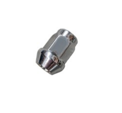 Chrome Wheel Nut - 1/2""