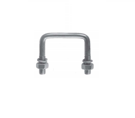 Draw Bar U-Bolt (75mm x 50mm)