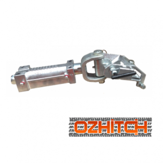 Oz Hitch Trailer Coupling - 2T - 4 Hole - Off Road