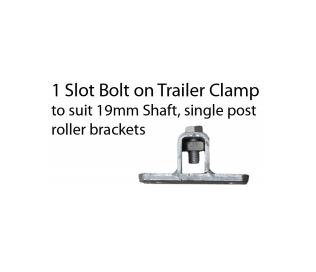 Stem Adjusters - Bolt On - Single