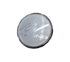 Chrome Plastic Cap (Icw)