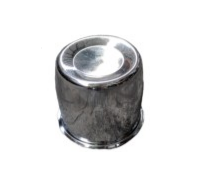 Chrome Steel Cap (84mm)