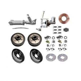 Add Hydraulic Brakes - Hydraulic Drum Brake Kit