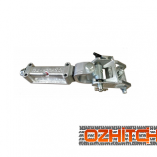 Oz Hitch Trailer Coupling - 3.5T - 4 Hole - Off Road