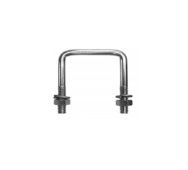 Draw Bar U-Bolt (75mm x 75mm)