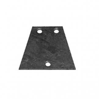 Trailer Coupling Plate (3 Hole V)