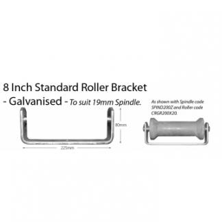 "Boat Roller Bracket - Standard - 8"""