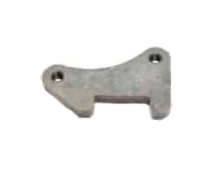 Caliper Brake Mounting Plate - 40mm Square