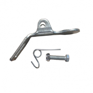 Trailer Coupling Handle Safety Catch