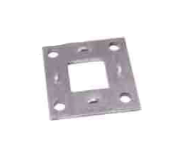 Electric / Mechanical Brake Mounting Plate - 43.5mm Round