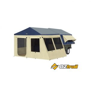 Ridgeline Zenith Canvas Sunroom & Pvc Floor Kit