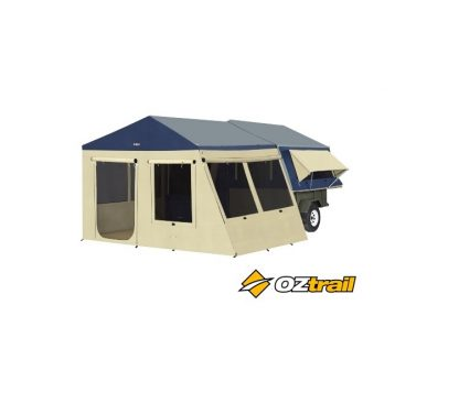 Camper 6/7 Canvas Sunroom & Pvc Floor Kit
