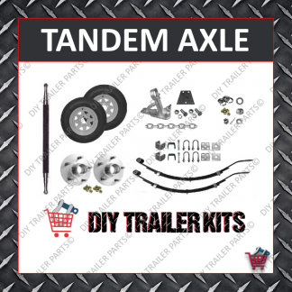 RUNNING GEAR ONLY KIT (TANDEM AXLE)