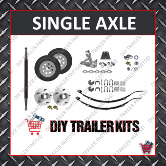 RUNNING GEAR ONLY KIT (SINGLE AXLE)