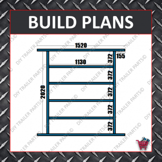 DIY TRAILER BUILD PLANS