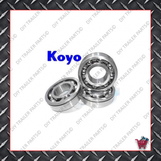 Trailer Bearing Set - Parallel - Japanese