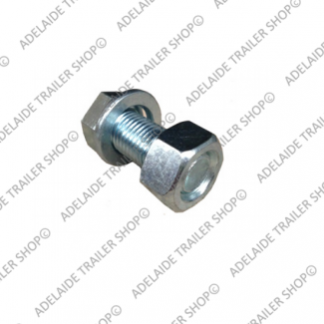 "Bolt & Nut 3/8"" x 1"" (Suits Hyd Backing Plate)"