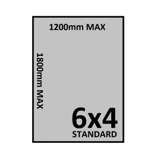 6x4 Trailer Floor - Checkerplate