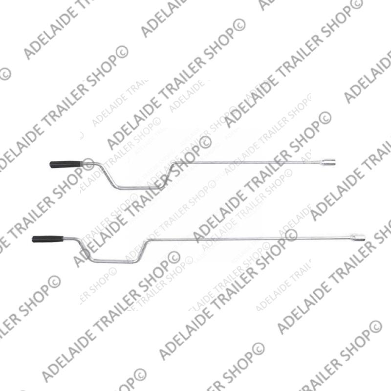 adjustable leg handle - metric thread