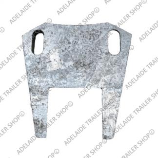 "10"" Hydraulic Caliper Disk Brake Mounting Plate"