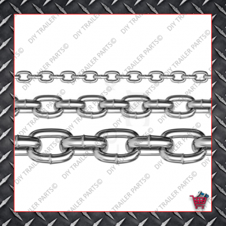 DRAW BAR SAFETY CHAIN