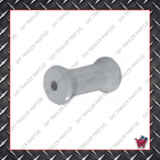 KEEL ROLLERS - GREY RUBBER (NON MARKING)