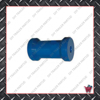 KEEL ROLLERS - BLUE POLY - ALUMINIUM BOATS