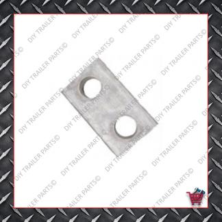 Drop Axle Plate - Spigot x 3 Inch Drop