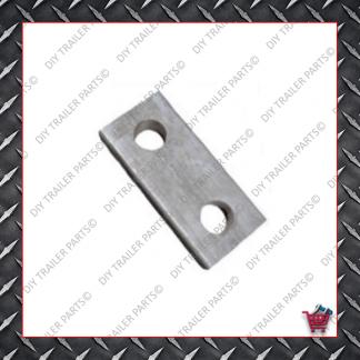 Drop Axle Plate - Spigot x 4 Inch Drop