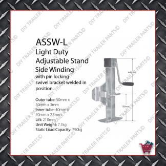 Adjustable Jack Stand - ASSW-L