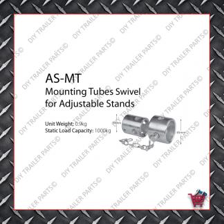 Adjustable Jack Stand Bracket - AS-MT