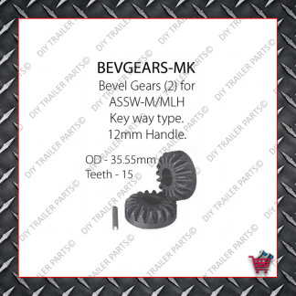 Spare Parts - BEVGEARS-MK