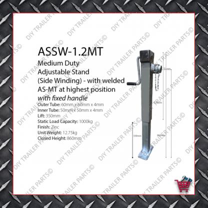 Adjustable Jack Stand - ASSW-1.2MT
