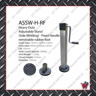 Adjustable Jack Stand - ASSW-H-RF
