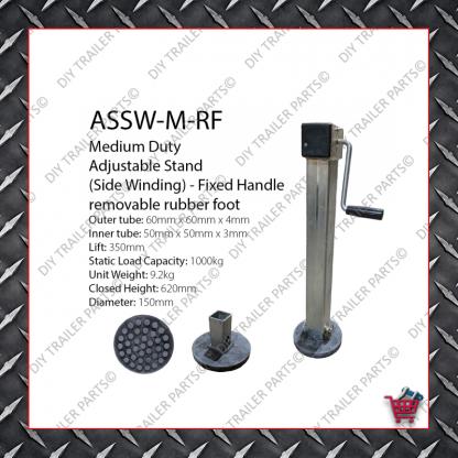 Adjustable Jack Stand - ASSW-M-RF