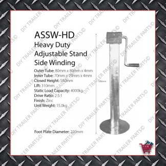 Adjustable Jack Stand - ASSW-HD