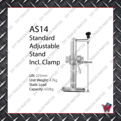 Adjustable Jack Stand - AS14