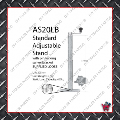 Adjustable Jack Stand - AS20LB