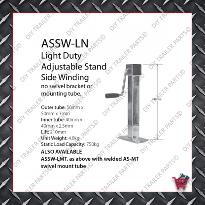Adjustable Jack Stand - ASSW-LN