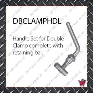 Jockey Wheel Clamp - CLAMP