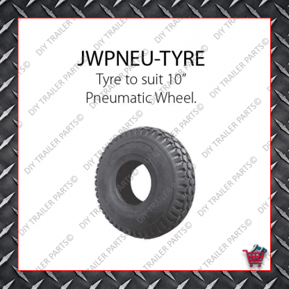 """6"""" Solid Rubber Wheel"""