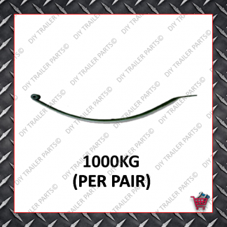 Eye-Eye Spring - 45mm Wide - 8mm - 640mm (5 Leaf)