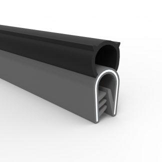 Trailer Door Seal - Top Bulb (per metre)